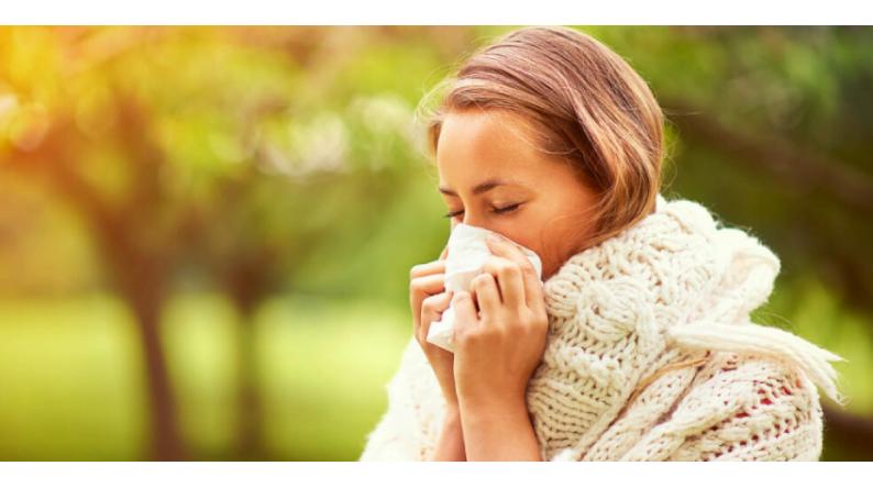 Come affrontare le allergie in primavera
