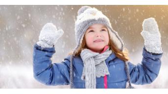 Come proteggere i bambini dal freddo in inverno