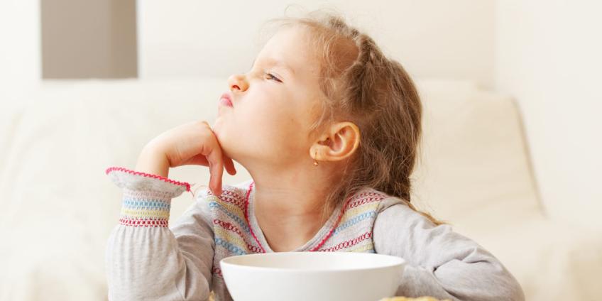 Come gestire i capricci del bambino