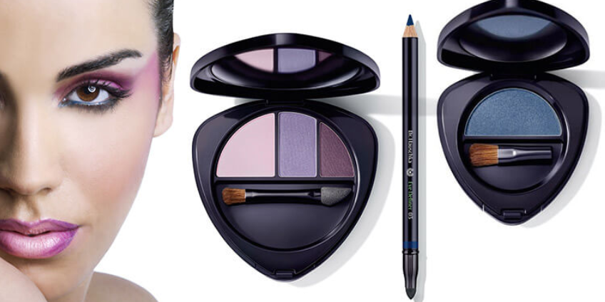 Dr Hauschka Make-Up: gli ombretti che fanno splendere gli occhi in modo naturale