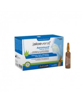 ALOEVERA2 - AEROMUCIL 1fiale da 5 ml