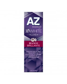 AZ - DENTIFRICIO 3D WHITE LUXE BIANCO BRILLANTE 75 ml