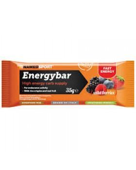 NAMEDSPORT  - ENERGYBAR FRUIT BAR WILD BERRIE 35 G