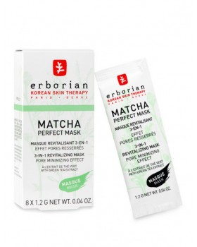ERBORIAN - MATCHA PERFECT MASK maschera al tea verde