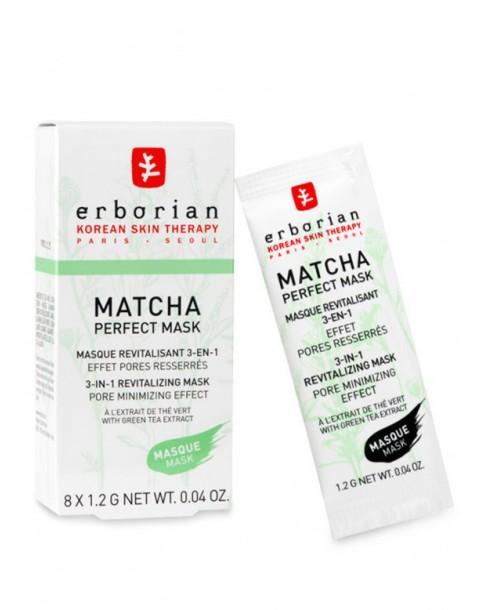 ERBORIAN - MATCHA PERFECT MASK maschera al tea verde