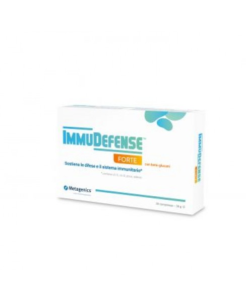 METAGENICS - IMMUDEFENSE FORTE 30 COMPRESSE