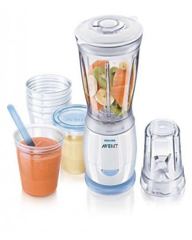 AVENT  - MINI FRULLATORE SET