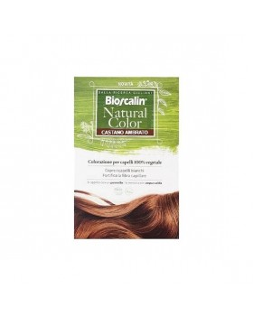 BIOSCALIN NATURAL COLOR CASTANO AMBRATO 70 G