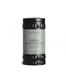 Tea Fortè - Tea GREEN MANGO PEACH - Tè verde con mango e pesca