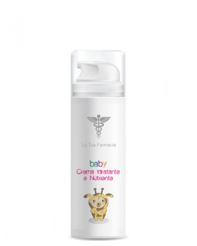 FARMACIA BETTI - LAB-O24 BABY CREMA IDRATANTE E NUTRIENTE 150 ML