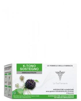 FARMACIA BETTI  - LABO24 K-TONO SOSTEGNO 10 FLACONCINI