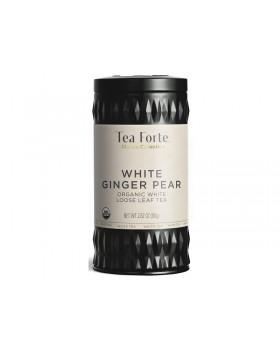 Tea Forté - WHITE GINGER PEAR - Tè bianco zenzero e pera
