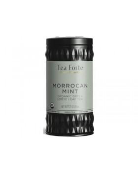 Tea Forté - MOROCCAN MINT - Tè verde menta del marocco bio