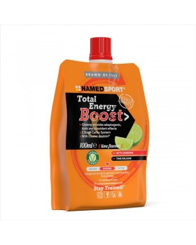 NAMEDSPORT - TOTAL ENERGY BOOST con GINSENG - GUSTO LIME 100 ml