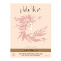 PHITOFILOS  - NOCE DI MALLO RIFLESSI AMBRA MARRONE 100 G