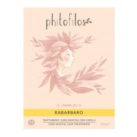 Phitofilos - RABARBARO BIONDO CALDO 100 G