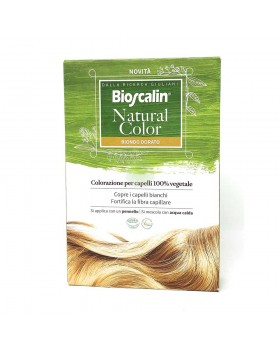 BIOSCALIN NATURAL COLOR BIONDO DORATO 70 G