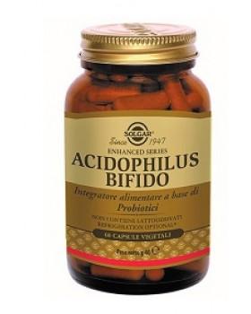 ACIDOPHILUS BIFIDO 60 CAPSULE VEGETALI