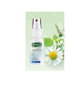 RAUSCH HERBAL SPRAY PER CAPELLI FISSAGGIO FORTE ED EXTRA LUC ENTEZZA 50 ML