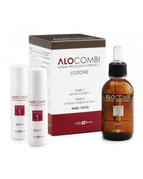 ALOCOMBI LOZIONE 2 ROLL-ON + FLACONE 40 ML