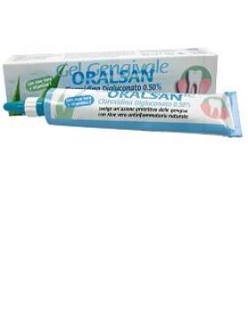 ORALSAN GEL CLOREXIDINA DIGLUCONATO 0,5% 30 ML