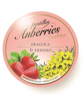 ANBERRIES FRAGOLA ERISIMO 55 G