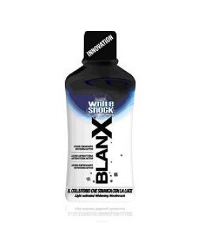 BLANX WHITE SHOCK COLLUTORIO 500 ML