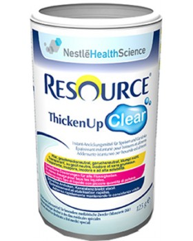 RESOURCE THICKENUP CLEAR NEUTRO 125 G