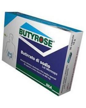 BUTYROSE 30 CAPSULE