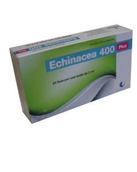 ECHINACEA 400 PLUS 20 FIALE DA 2 ML