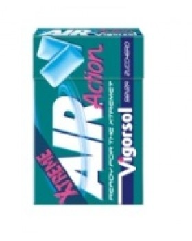 VIGORSOL AIR ACT EXTREME 31 G 20 CHEWING GUM