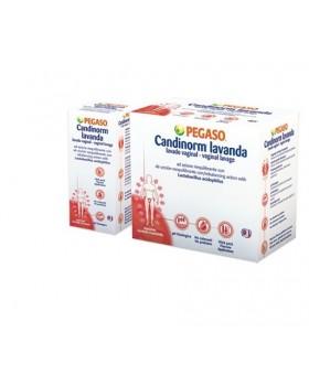 CANDINORM LAVANDA VAGINALE 4 FLACONE 10 ML + 4 STICK PACK MO NODOSE 1,5 G + 4 APPLICATORI STERILI MONOUSO