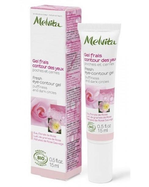 MELVITA NECTAR DE ROSE CONTOUR YEUX 15 ML