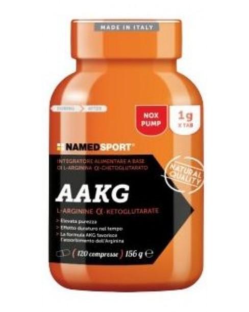 NAMED SPORT - AAKG  Integratore alimentare a base di Arginina alfa-chetoglutarato 120 Cps