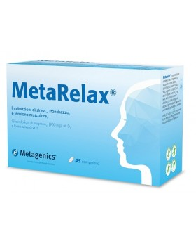 METARELAX NEW 45 COMPRESSE