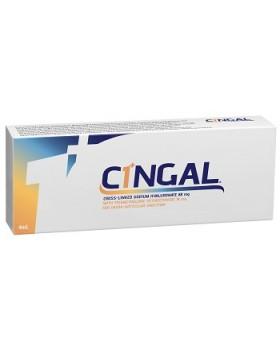 SIRINGA PRERIEMPITA INTRA ARTICOLARE CINGAL 4 ML 22MG/ML ACI DO RETICOLATO CON 4,5 MG/ML TRIAMCINOLONE ESACETONIDE