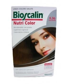 BIOSCALIN NUTRI COLOR 4,36 CIOCCOLATO SINCROB 124 ML