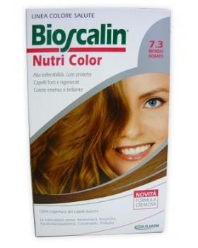BIOSCALIN NUTRI COLOR 7,3 BIONDO DORATO SINCROB 124 ML