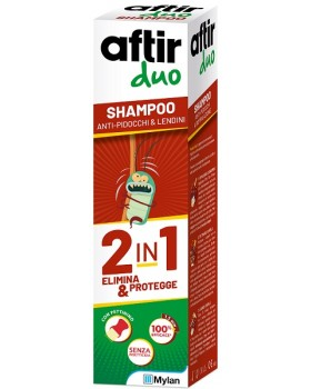 AFTIR DUO SHAMPOO 100 ML