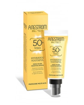 ANGSTROM PROTECT YOUTHFUL TAN CREMA SOLARE ULTRA PROTEZIONE ANTI ETA' 50+ 40 ML