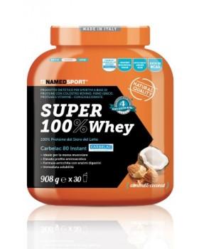 SUPER100% WHEY COCONUT/ALMOND 908 G