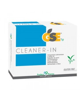 GSE CLEANER-IN 14 BUSTINE MONODOSE DA 5,45 G
