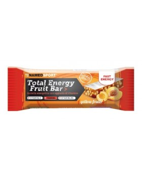 TOTAL ENERGY FRUIT BAR YELLOW FRUIT 1 PEZZO