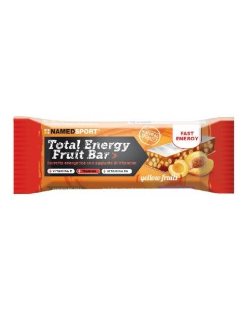 TOTAL ENERGY FRUIT BAR YELLOW FRUIT 1 PEZZO