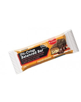 FIT CRISP BALANCED BARRETTA EXQUISITE CHOCOLATE 38 G