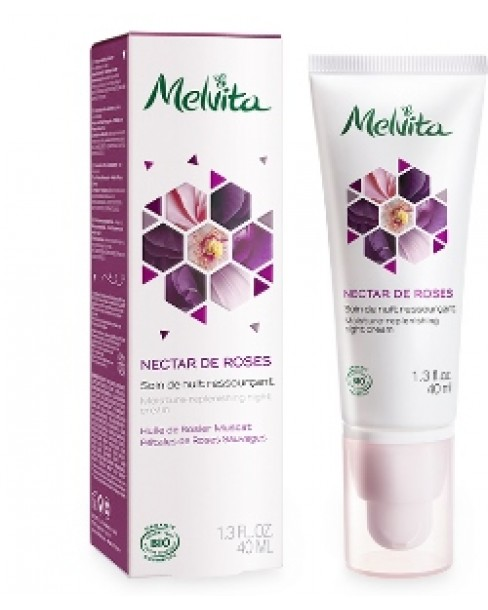 MELVITA  - MOISTURIZING NIGHT NECTAR 40 ML
