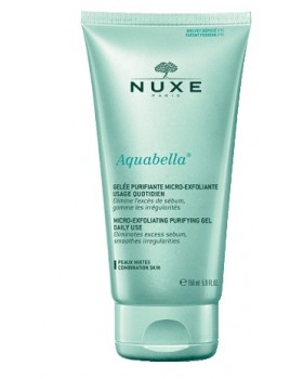 NUXE AQUABELLA GELEE PURIFIANTE MICRO EXFOLIANTE USAGE QUOTI DIEN 150 ML