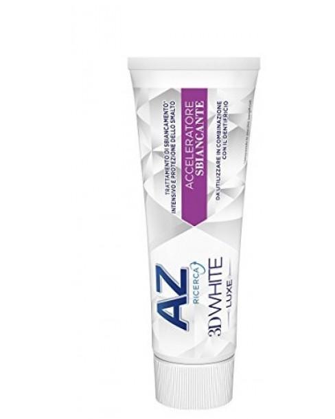 DENTIFRICIO AZ 3D WHITE LUX ACCELERATORE SBIANCANTE 75 ml