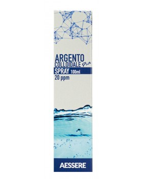 ARGENTO COLLOIDALE PLUS SPRAY 100 ML
