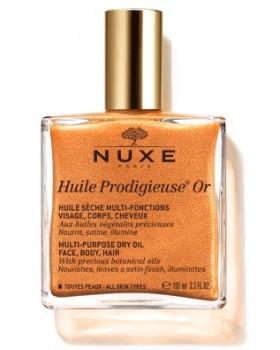 NUXE - HUILE PRODIGIEUSE OR per viso, corpo e capelli 100 ml